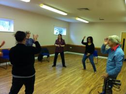 Chi kung for all ages and abilities Colchester