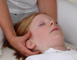 craniosacral therapy for teenagers