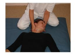 Shiatsu massage Essex