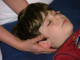 craniosacral therapy for babies and children